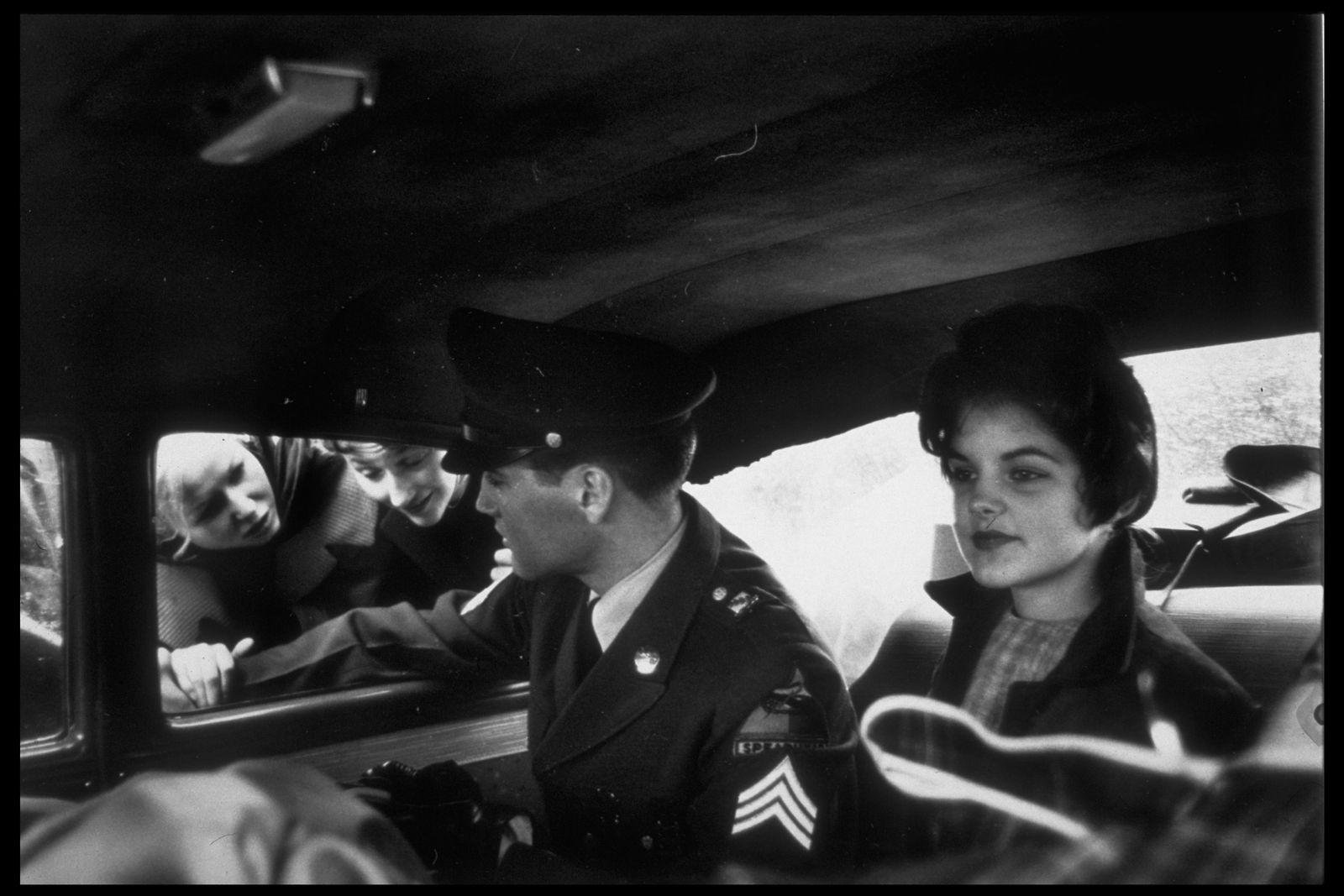 Priscilla Beaulieu;Elvis Presley