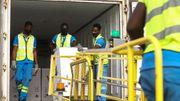 Ghana erhält Corona-Impfstoff von Covax-Initiative