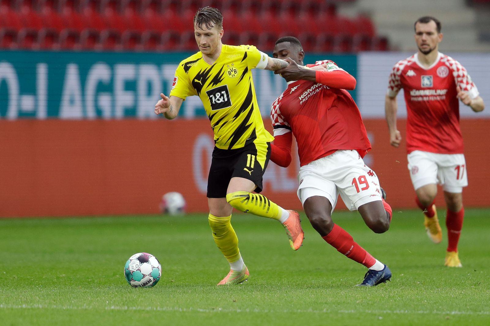 FSV Mainz 05 - Borussia Dortmund