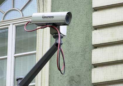 "Videoüberwachung: Kameras als ""Placebo""?"