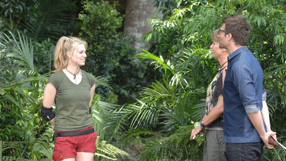 Tag 4 im Dschungel: Larissa quält sich, der Wendler geht