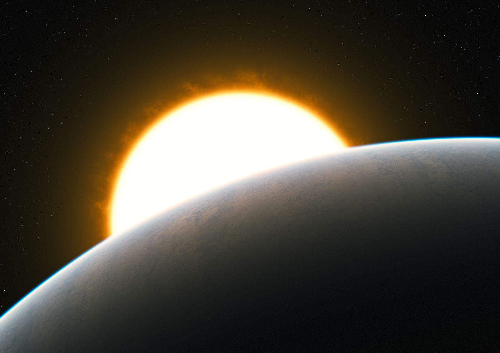 NICHT VERWENDEN EINMALIGE VERWENDUNG Supersturm / Exoplaneten