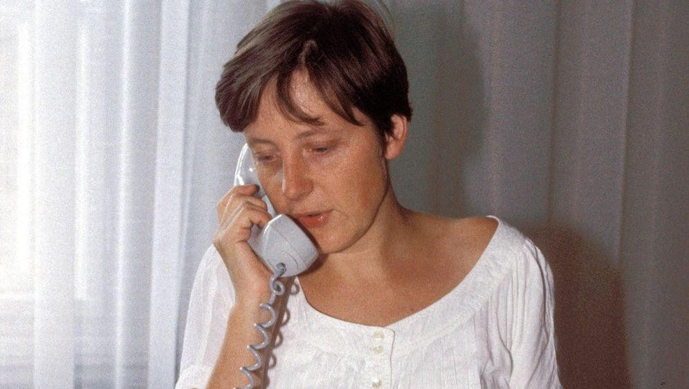 Photo Gallery: Chancellor Angela Merkel's East German Days