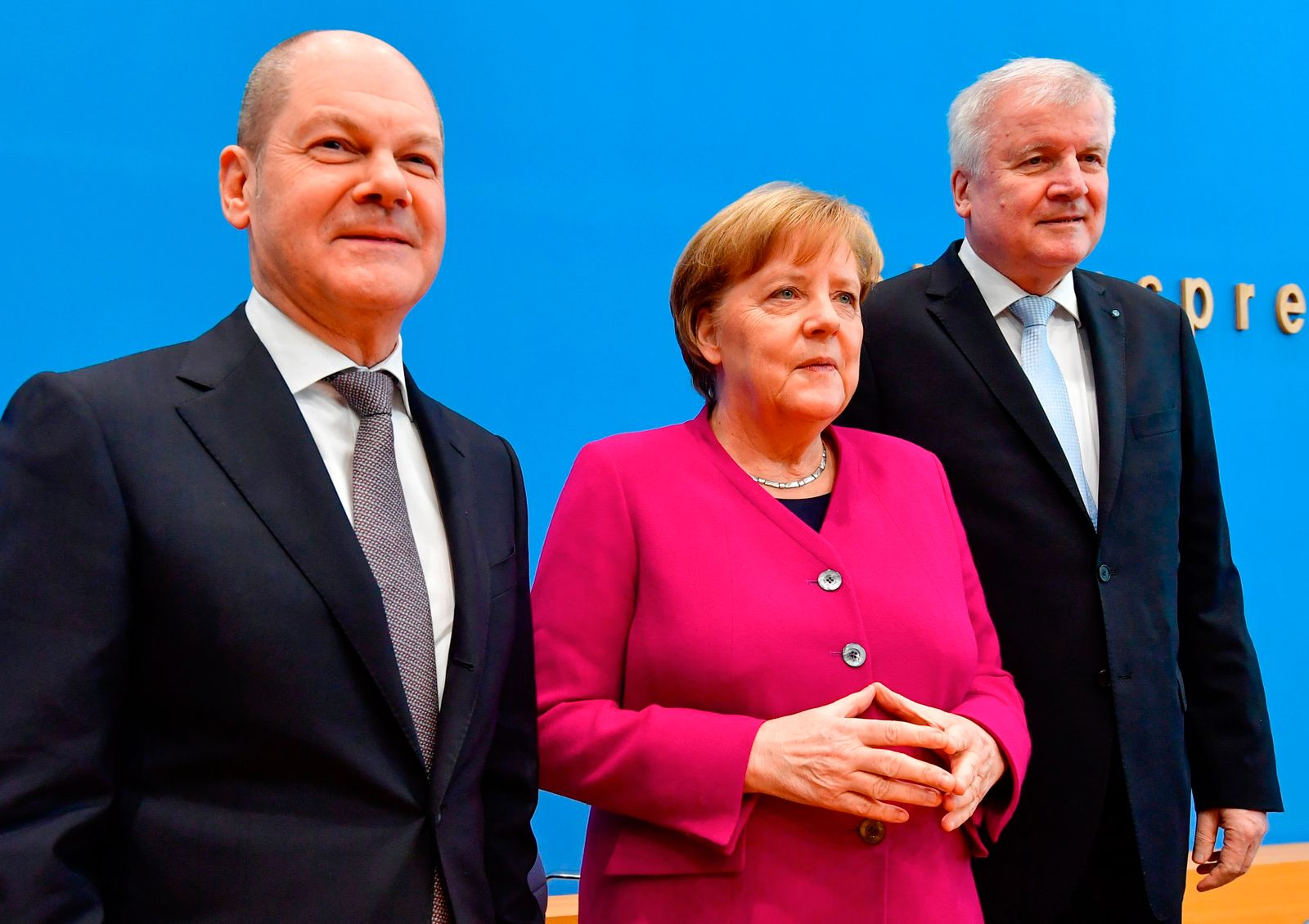GERMANY-POLITICS-GOVERNMENT
