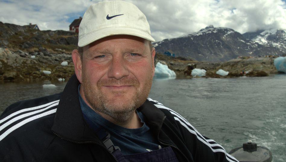Michael Schluchtmann lebt seit zehn Jahren in Nuuk
