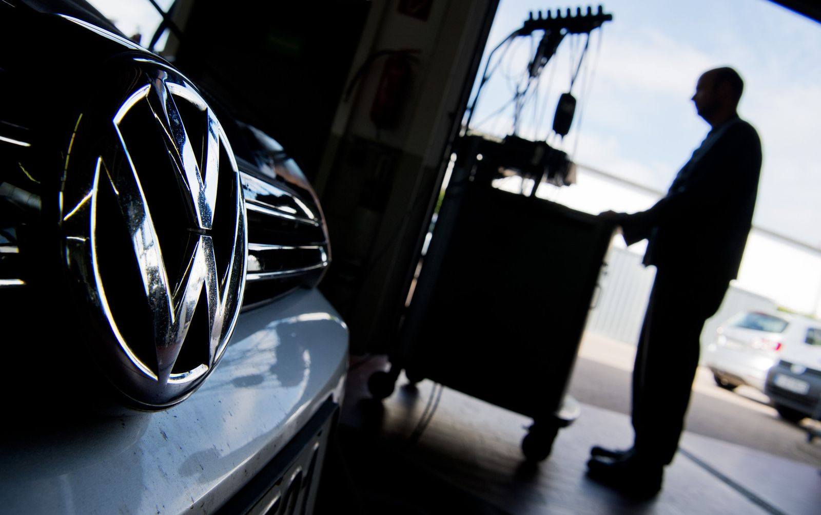 Volkswagen / Dieselaffäre