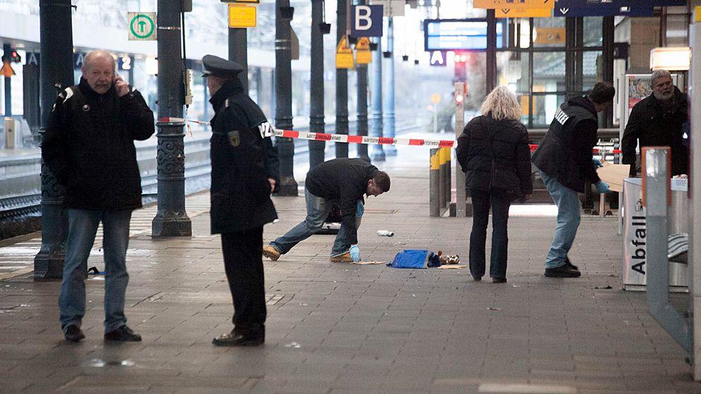 Sprengsatz von Bonn: Bombe ohne Zünder