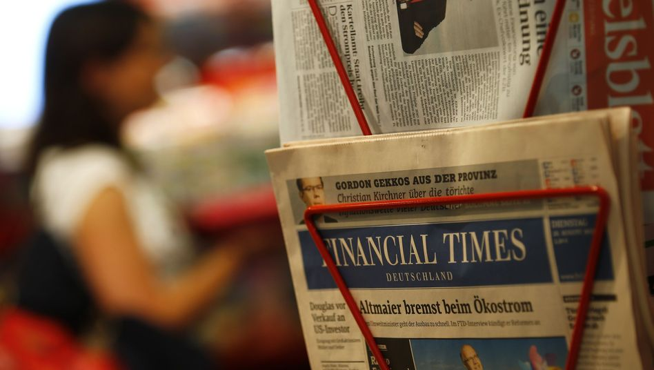 Respected business daily Financial Times Deutschland is on its way out.