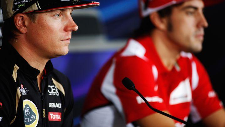 Formel 1: Legendäre Duelle unter Kollegen