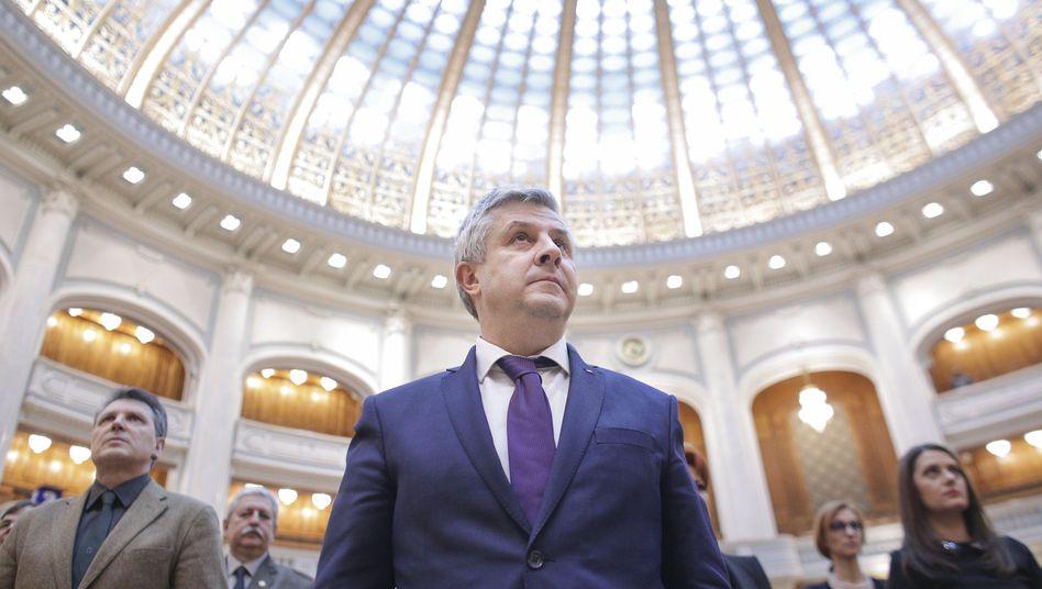 Rumänischer Politiker Florin Iordache: Geharnischte Antwort auf Vorwürfe aus dem Bundestag