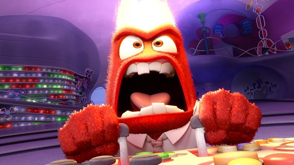 """Pixar-Komödie """"Alles steht Kopf"""": Wenn die Wut übernimmt"""