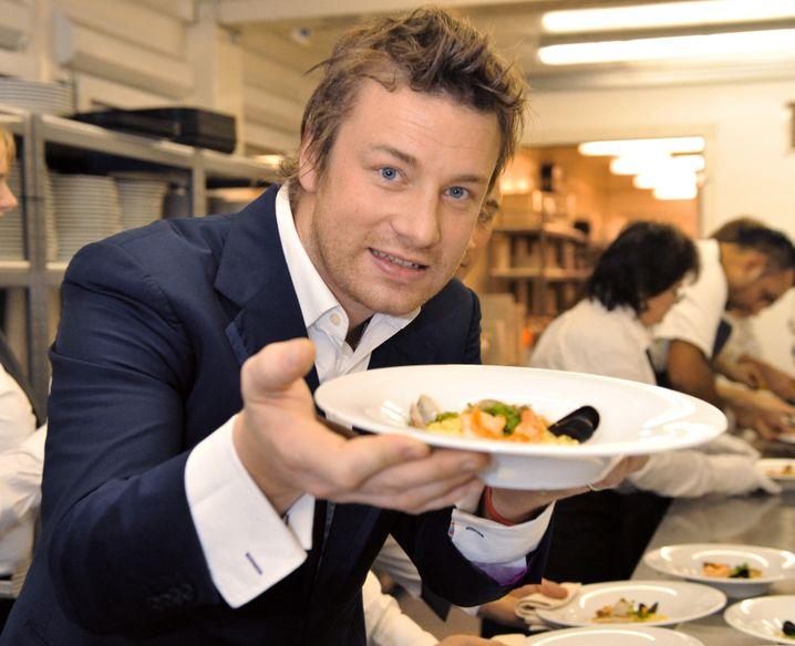 Fernsehkoch Jamie Oliver