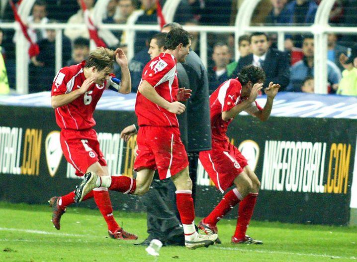 Pemain Swiss di Istanbul