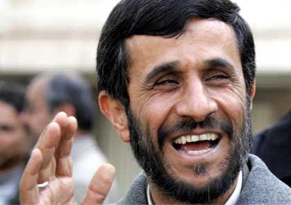 "Ahmadinedschad: ""Bushs Irakkrieg hat ihm geholfen"""
