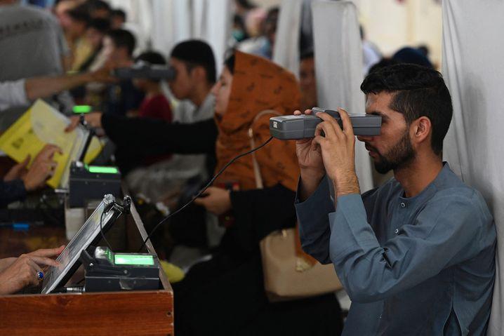 Die Taliban erben jetzt die digitalisierte Verwaltungsarchitektur in Afghanistan