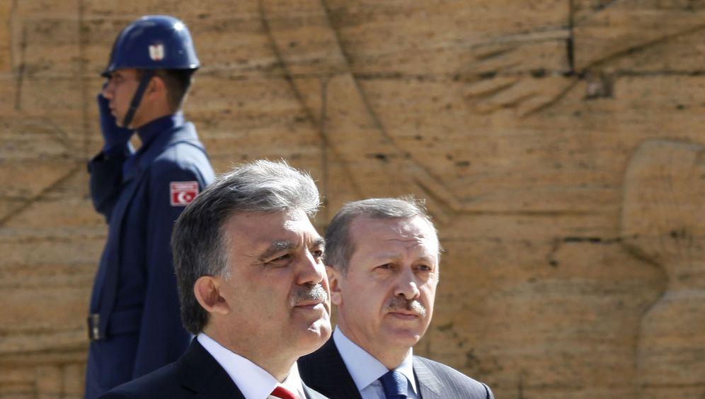Machtkampf in der Türkei: Erdogan versus Gül