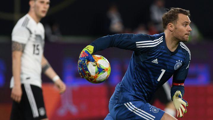 Nach 1:1 gegen Serbien: Die DFB-Elf in der Einzelkritik