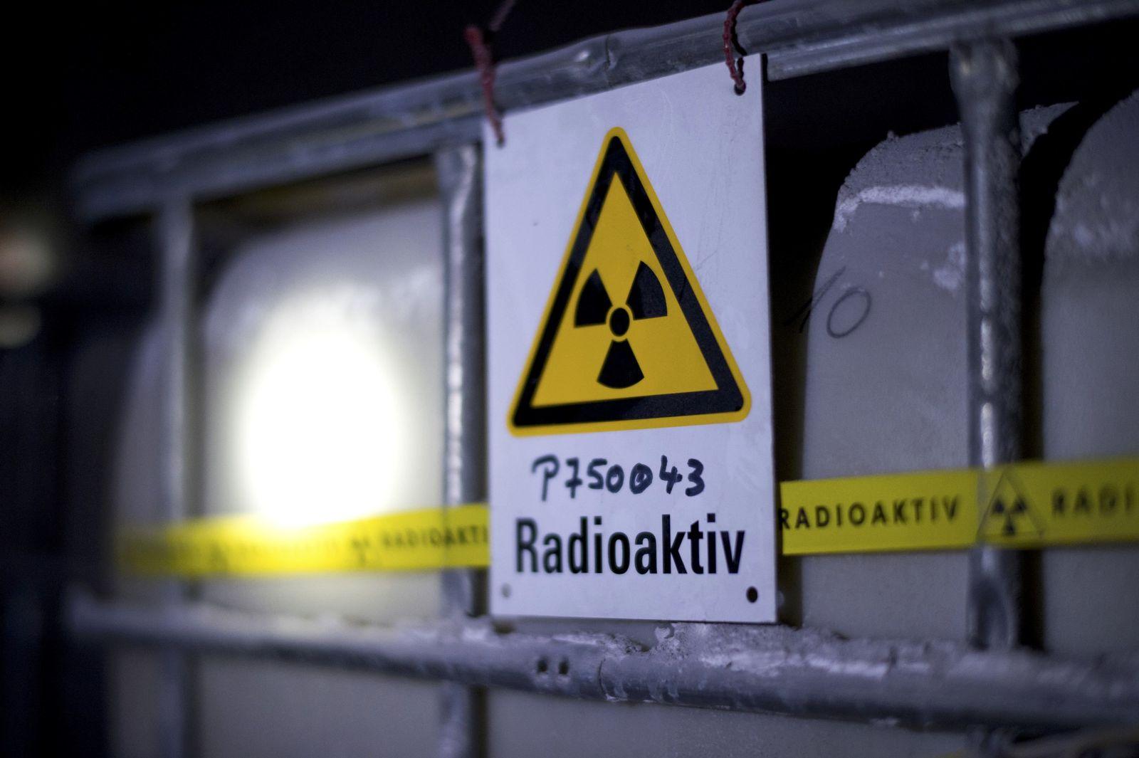 Radioaktiv / Atommüll / Asse
