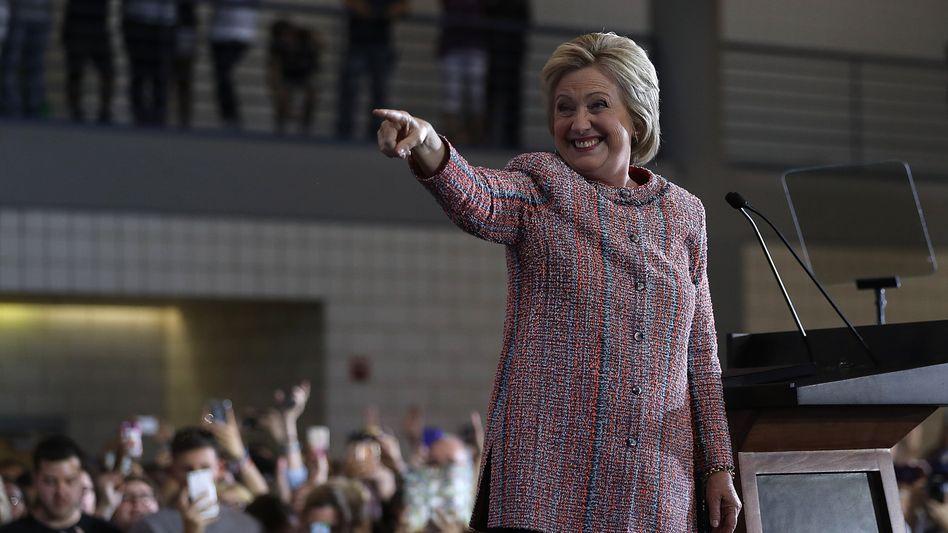 Clinton in North Carolina