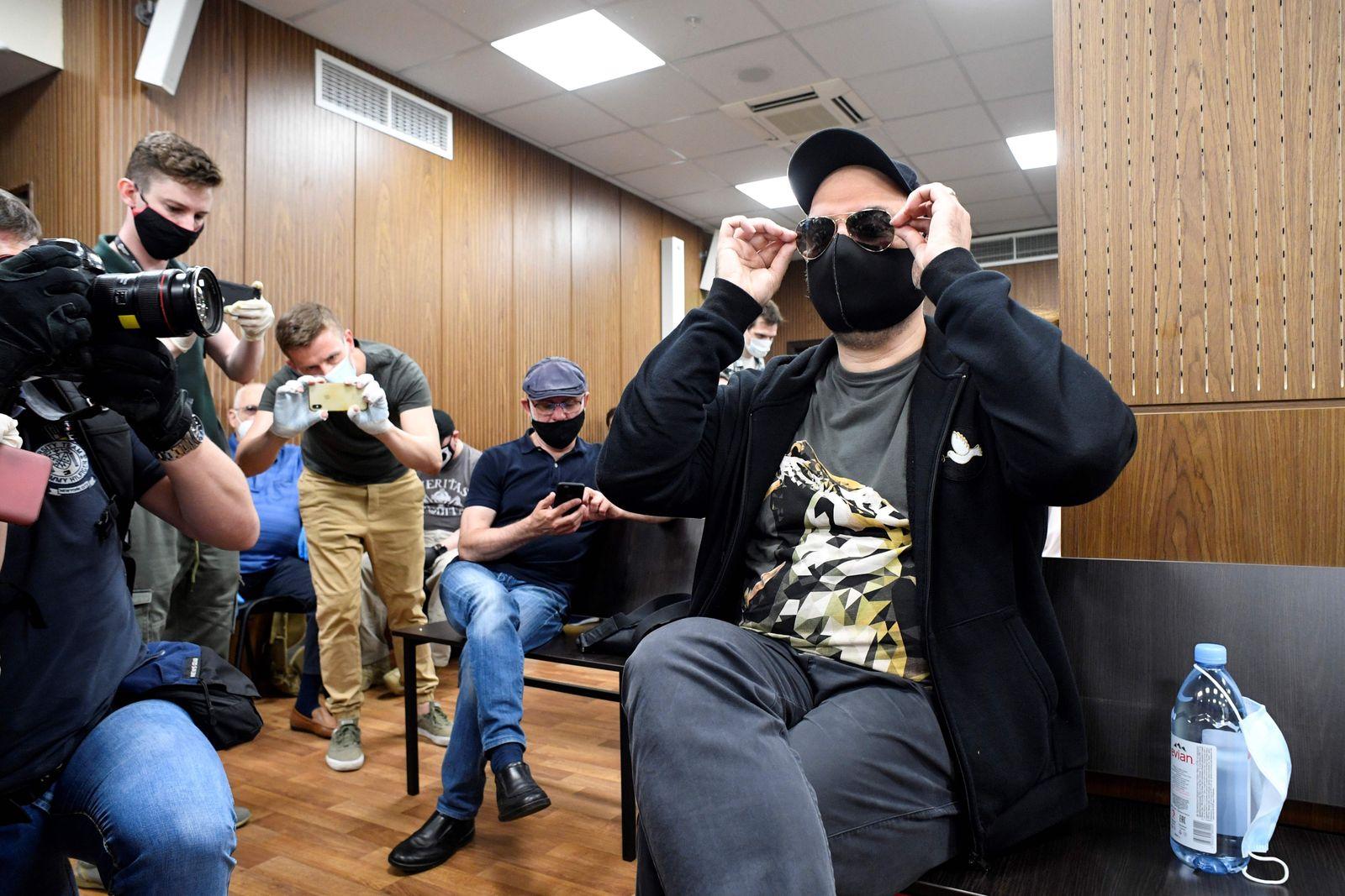 RUSSIA-COURT-THEATRE-FILM-POLITICS