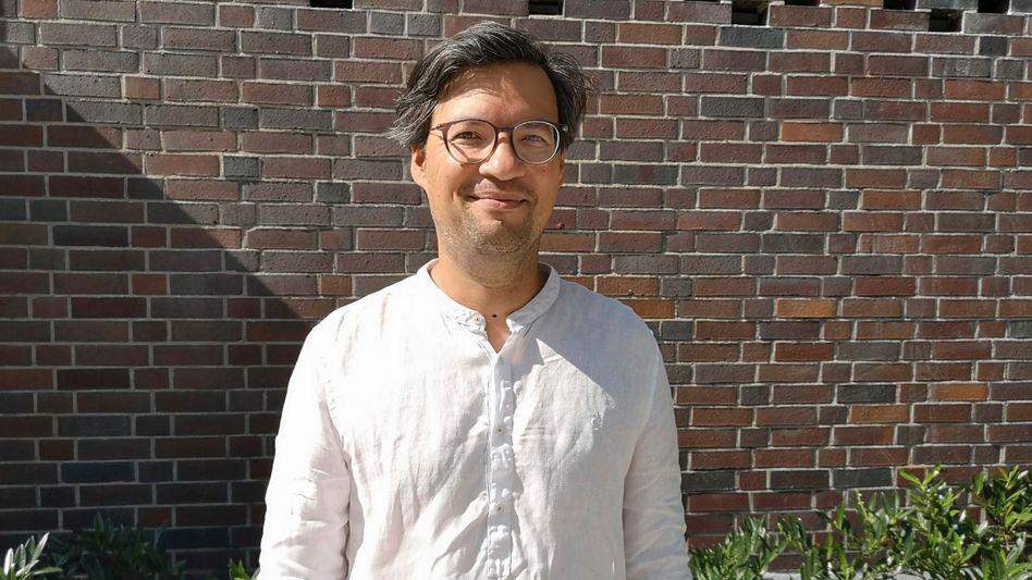 Boryano Rickum, Leiter der Stadtbibliothek Tempelhof-Schöneberg
