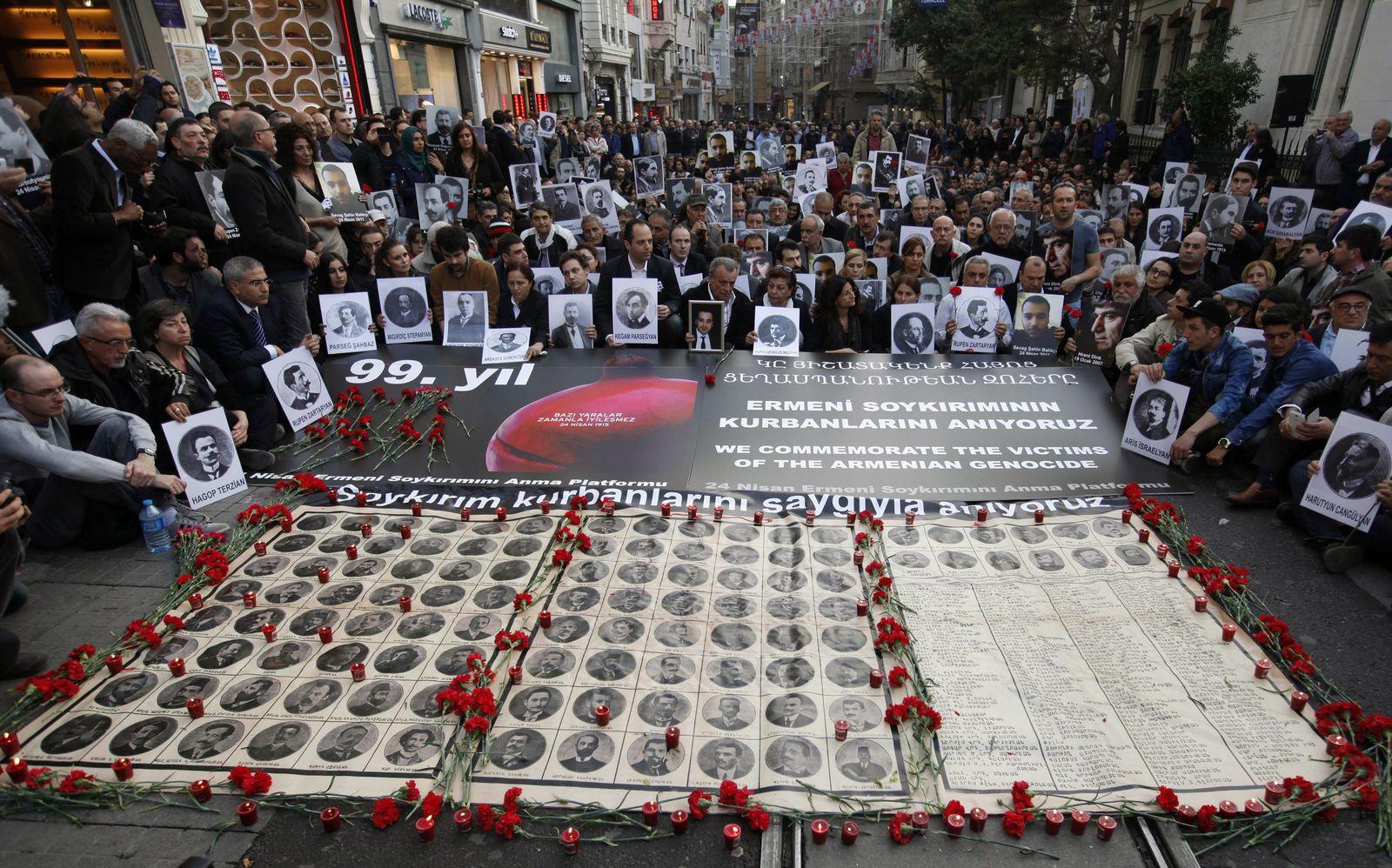Völkermord Armenien