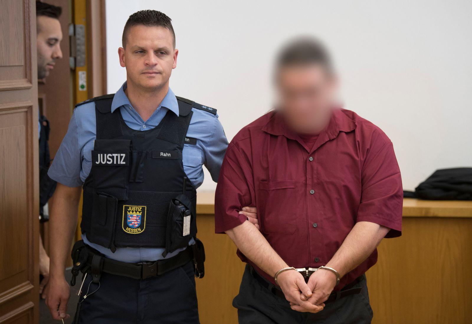 Auftakt Mordprozess Johanna Bohnacker