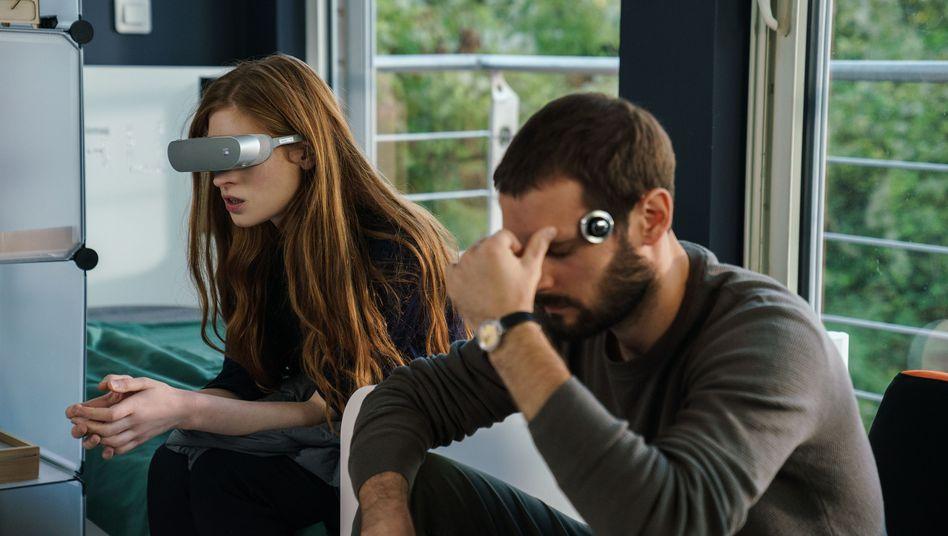"""Szene aus der französischen Netflix-Serie """"Osmosis"""""""