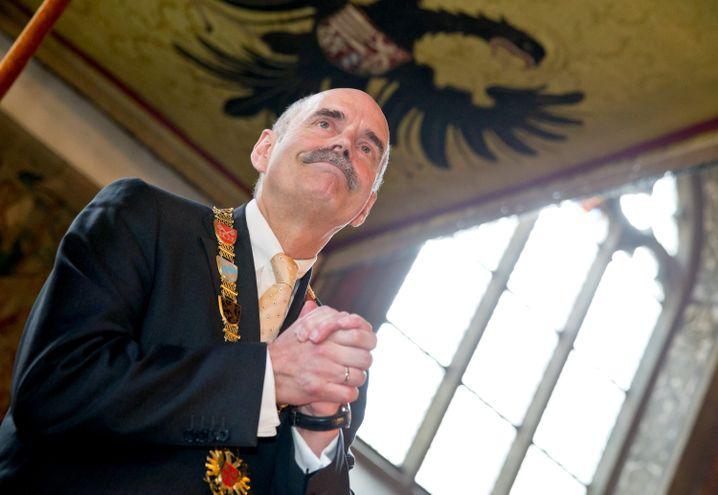 Ex-OB Hans Schaidinger (CSU/Archivbild von 2014)