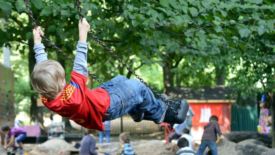 Kind in der Kita: Städtebund fürchtet falsche Erwartungen