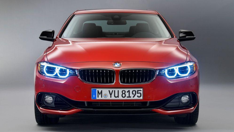 Vorstellung BMW 4er: 3er minus 2 macht 4er