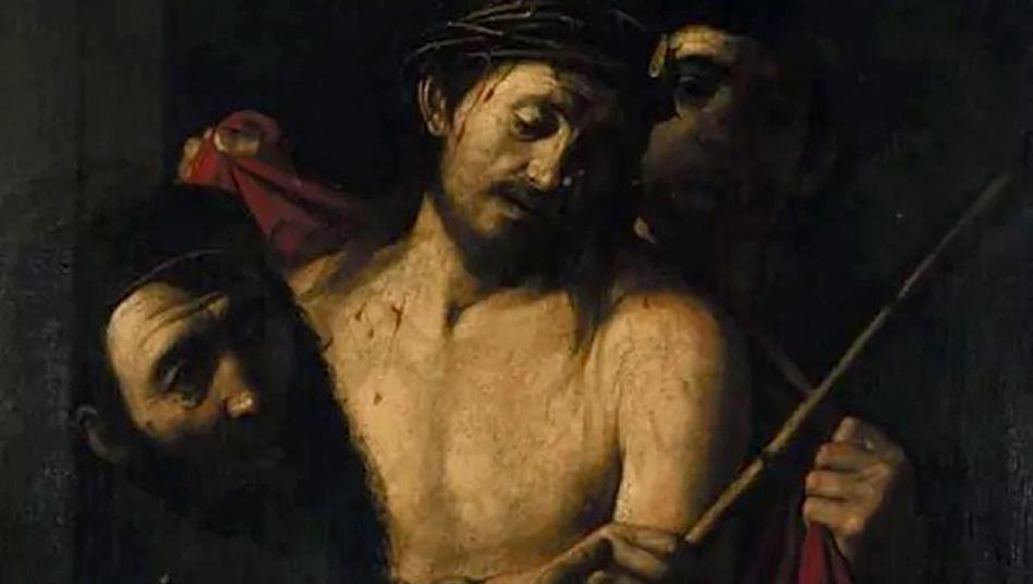 Gemälde »Ecce Homo«: Sicherheitshalber aus der Auktion genommen