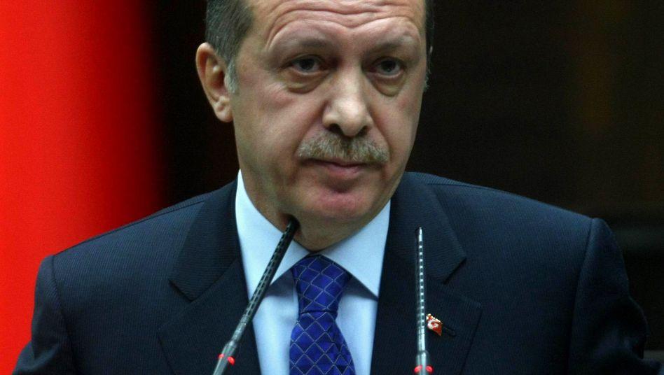 Premier Erdogan: Preis für Menschlichkeit