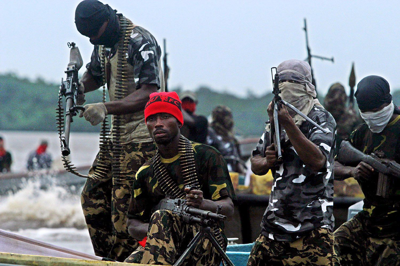 Niger Delta/ Kampf ums Öl