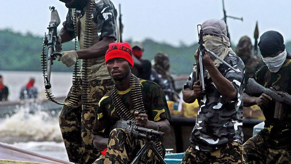 Photo Gallery: The Dangers of the Niger Delta