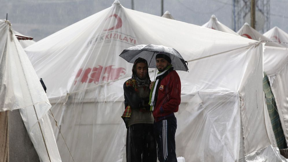 Photo Gallery: Syrian Refugees in Turkey
