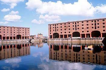 Albert Docks: Es gibt sie, die Kulturstadt Liverpool