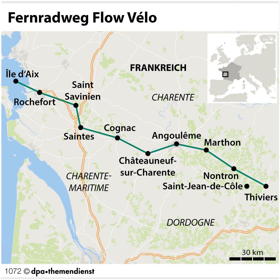 EINMALIGE VERWENDUNG Flow Vélo