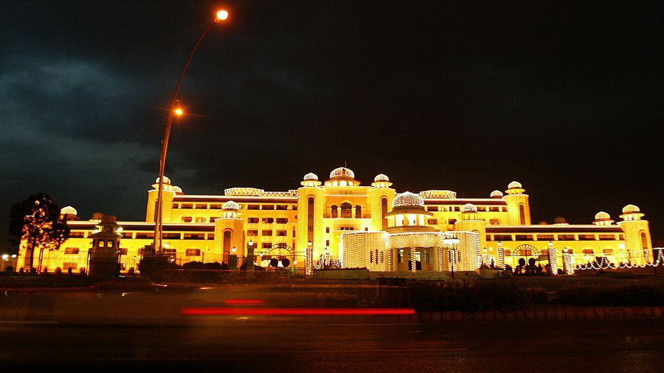 Regierungsgebäude in Islamabad (Archivbild)