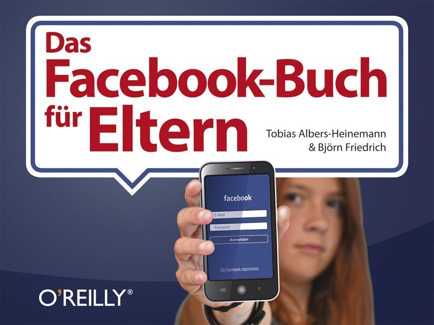 COVER Das Facebook-Buch für Eltern