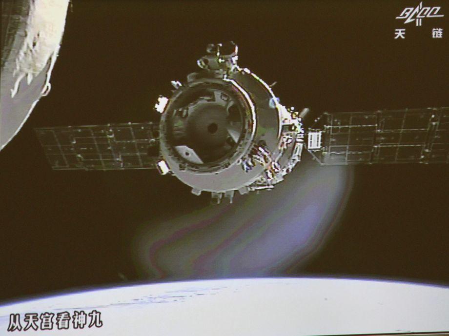 Raumstation Kreuzworträtsel