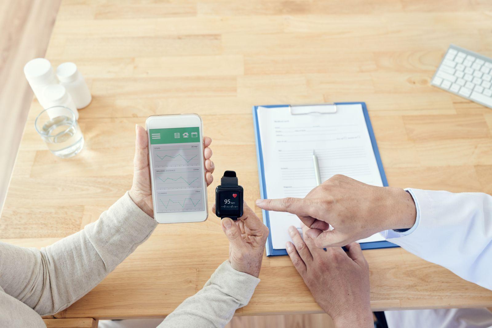 EINMALIGE VERWENDUNG Medizin App