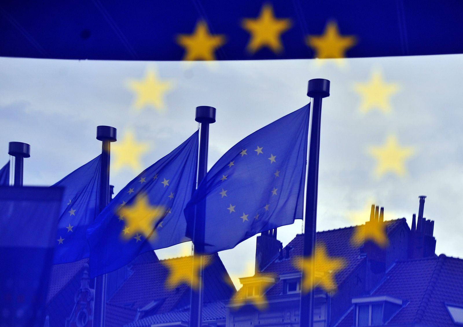 TOPSHOTS-BELGIUM-EU-VOTE