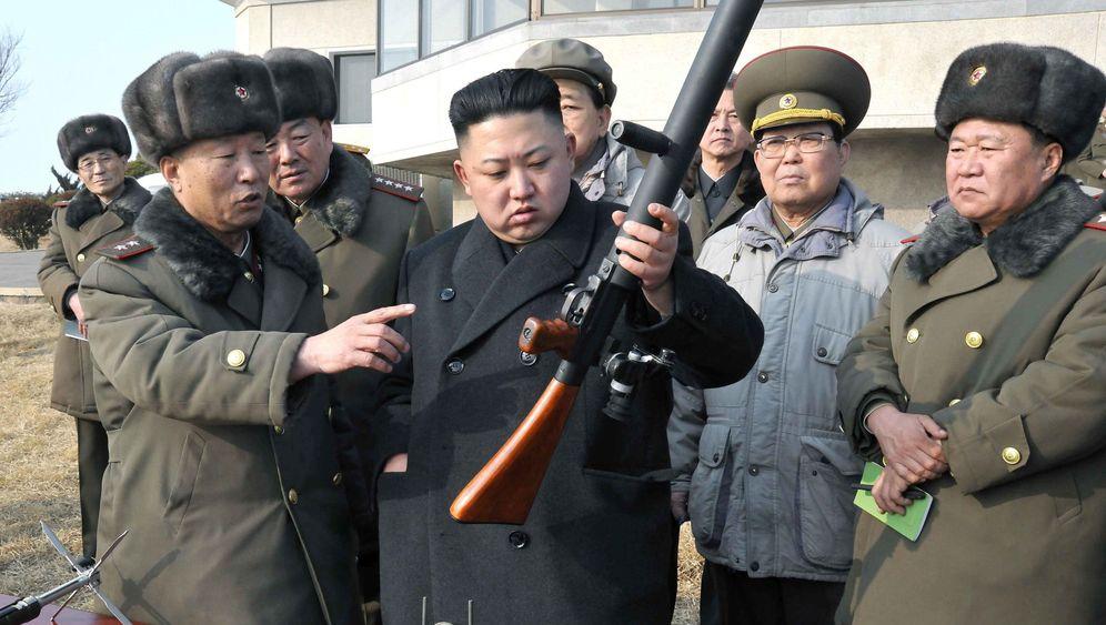 Nordkorea: Die Bande der Strippenzieher