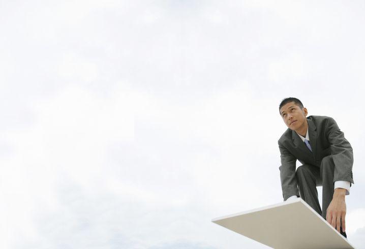 Auf dem Sprung: Hier berichten Chefs von ihrer Trainee-Zeit