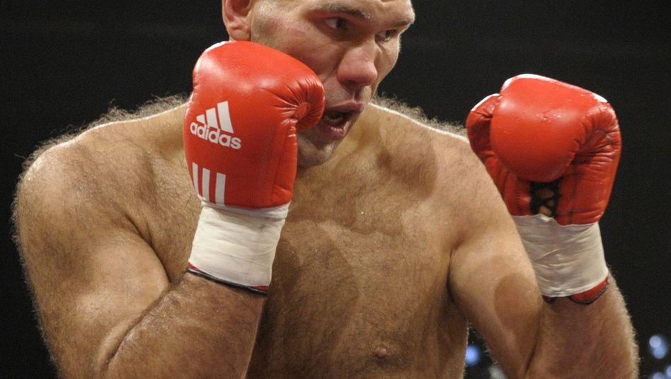 Boxer Walujew: Letzter Kampf im November 2009