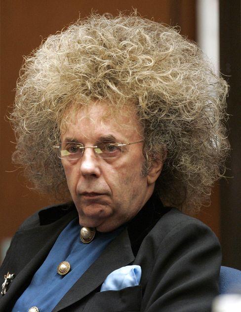Phil Spector vor Gericht (2005): »Ich bin mein eigener schlimmster Feind«