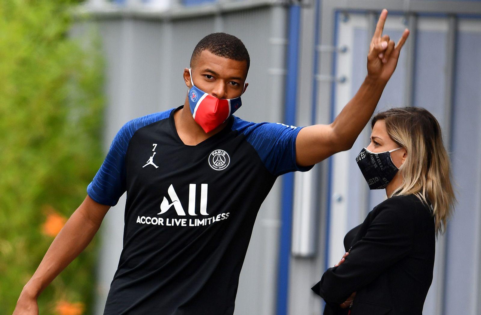 «Sunday Times»: Mbappe will Paris 2021 verlassen