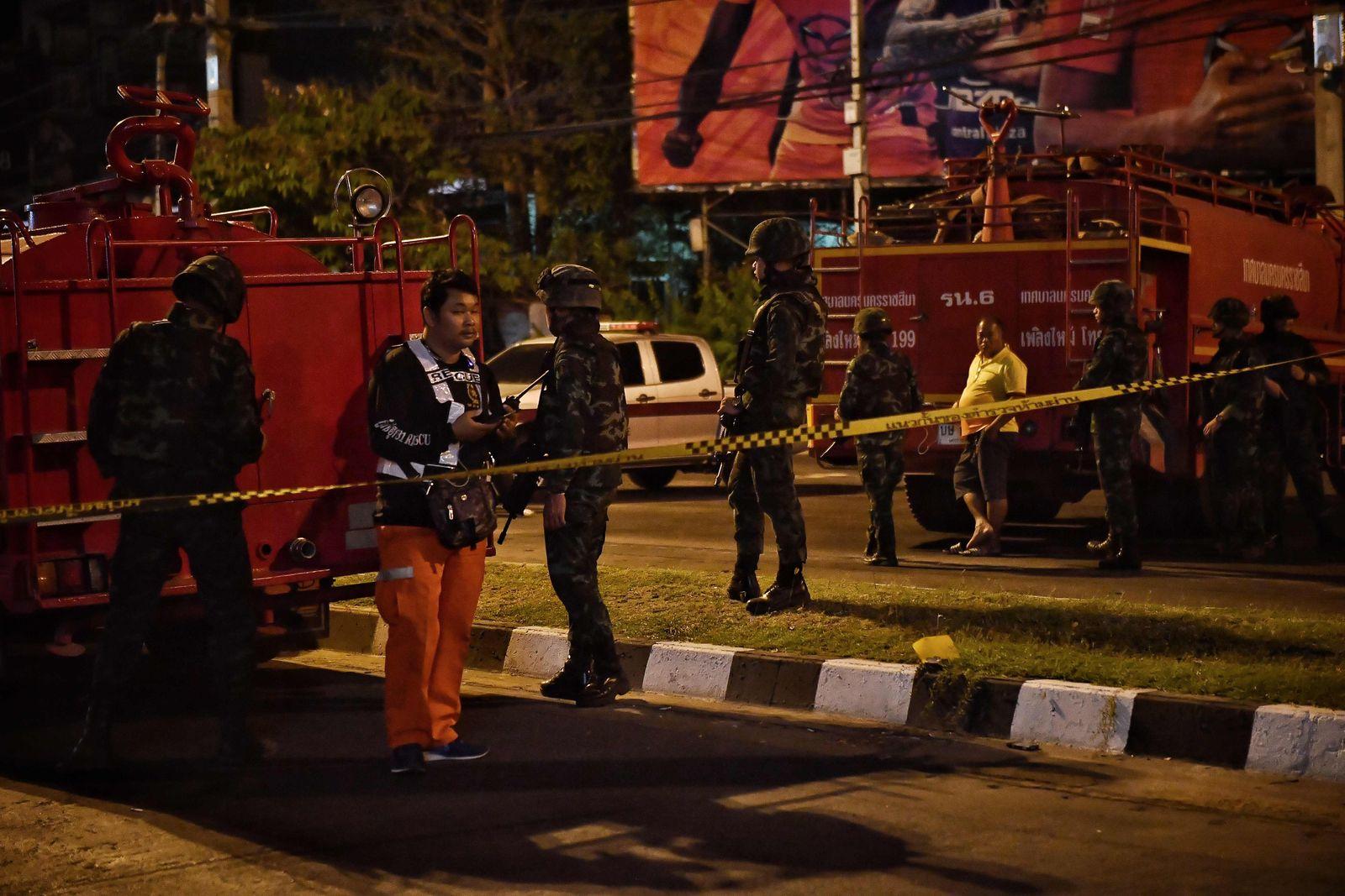 THAILAND-CRIME-SHOOTING