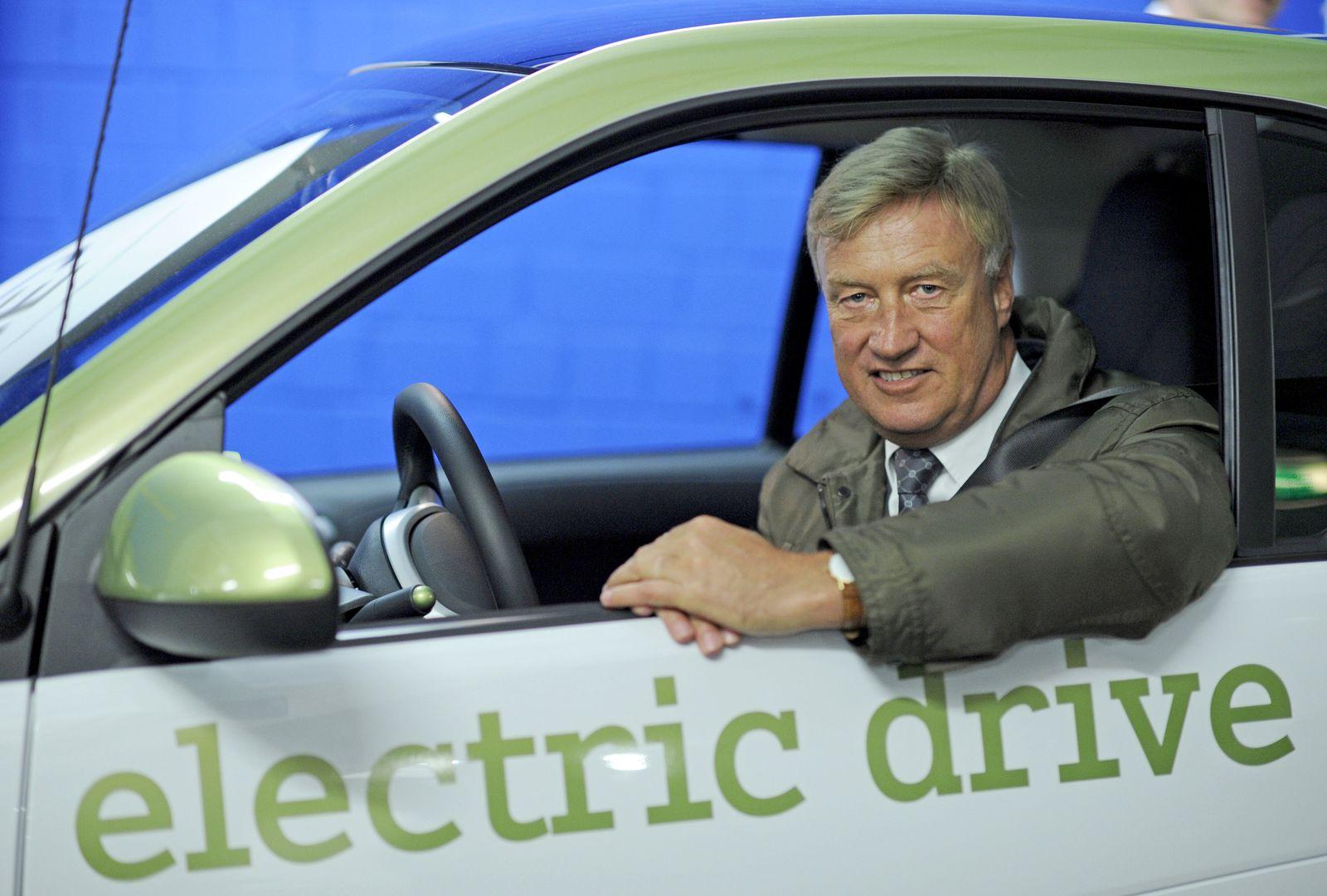 Beust Elektroauto